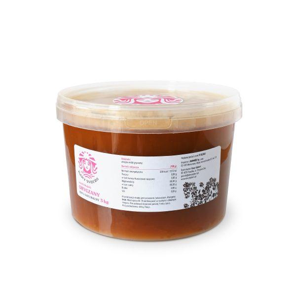 Miód ałtajski gryczany   3kg